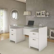 Kathy Ireland L Shaped Desk Kathy Ireland Office New York Skyline 63 Bow Front Within