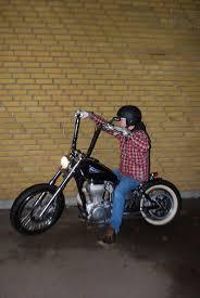 suzuki ls650 bobber bikes pinterest bobbers