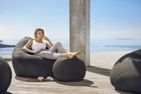 Outdoor Bean Bag Chair by Lap Of Luxury