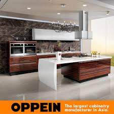buy kitchen furniture 2016 newest design high gloss veneer kitchen cabinets white color