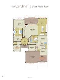 gehan floor plans cardinal home plan by gehan homes in trinity falls river park