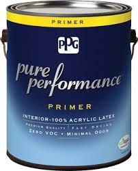 pure performance u003csup u003e u003c sup u003e primer from ppg porter paints