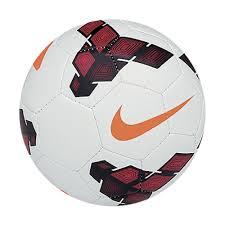 nike skills mini soccer size 1 white maroon orange