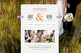 the best wedding websites the best wedding themes