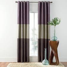 Striped Curtain Panels Horizontal Navy Striped Curtains Ebay