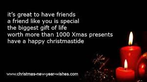 friends christmas messages greetings cards best friend