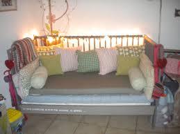 lit transformé en canapé transformer un lit en canapé beau transformer un lit en canape