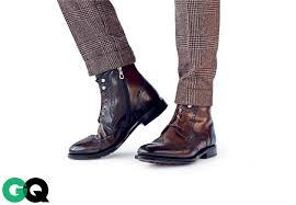 s dress boots give your suit the boot photos gq