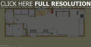 Micro Home Plans 3d Top View Of The 196 Sq Ft 3 Bed Chatterbox Micro Homes Under