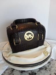cake purse michael kors purse cake cake by enza sweet e cakesdecor