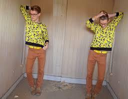 banana sweater yann s h m banana sweater l usine à lunettes marquis pardon