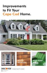 Cape Cod Style Home by Remodeling Projects For Your Cape Cod Style Home Discover