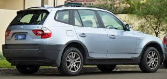 2004 bmw x3 information and photos zombiedrive