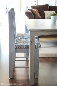 How To Upholster A Dining Chair How To Reupholster A Chair Seat The No Mess Method The Thinking