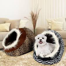 House Dogs by New Arrival Dog Bed Dog House Winter Warm Pet House Pet Bed Soft