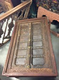antique coffee table haveli door carved chai tables eclectic