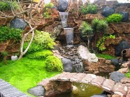 beautiful garden fountains design for minimalist gardens others