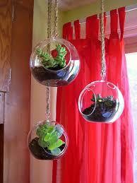2017 flat bottom round globe airplant terrarium kits hanging glass