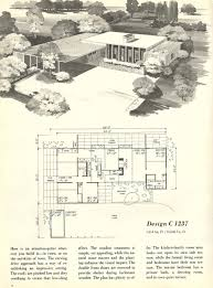 baby nursery mid century modern ranch house plans mid century