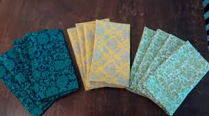 veda day 15 diy cloth napkins