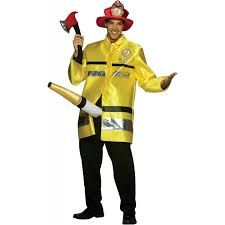 amazon com the fire extinguisher costume one size health