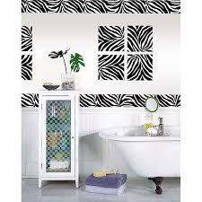Animal Print Wall Decor Zebra Print Room Decor Ebay