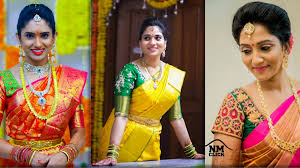 Colour Combination With Green Best Blouse Color Combinations With Green Red Orange Kanjeevaram