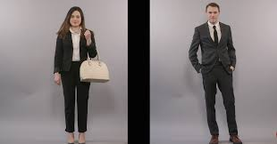 a fashion expert u0027s tips for what to wear to any job interview
