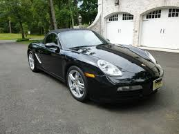 porsche boxster 2007 sell used 2007 porsche boxster only 28k black