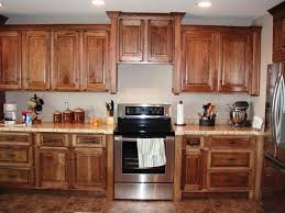 Hickory Kitchen Cabinet by Kitchen Hickory Kitchen Cabinets In Magnificent Hickory Kitchen