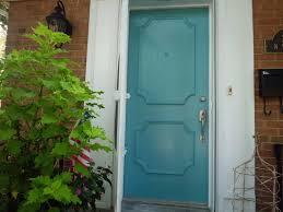 painted front door best painted front interior door