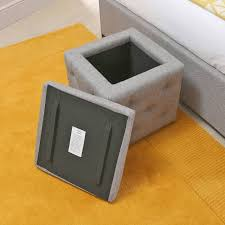 Large Square Storage Ottoman Sofa Large Square Storage Ottoman Upholstered Ottoman Coffee