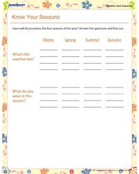 know your seasons u2013 free online seasons worksheets for grade 2