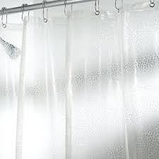 Vinyl Shower Curtain Vinyl Shower Curtains Bay Splash Vinyl Shower Curtain
