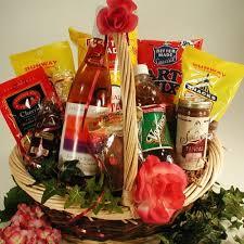 michigan gift baskets michigan treats gift basket 6210