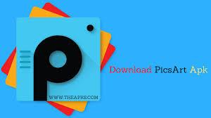 picsart photo editor apk picsart apk picsart photo studio collage maker pic editor