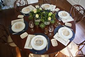 Setting A Table by A Table Setting For C Wonder Mcgrath Ii Blog