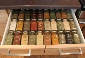 Old Fashioned Spice Rack Spice Storage Oh And Knives Too Off Topic Discussion Forum