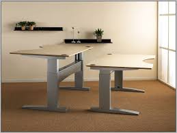 height adjustable desk legs height adjustable desk oak design home design ideas height
