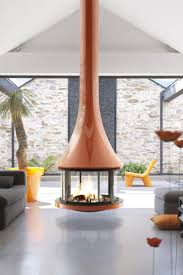 13 best fireplaces images on pinterest hanging fireplace