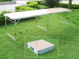 fold up beer pong table beer pong table