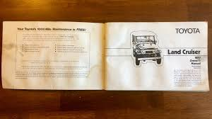parting out 1977 fj40 owners manual ih8mud forum
