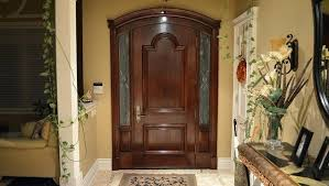 exterior doors with sidelights wood front entry doors with
