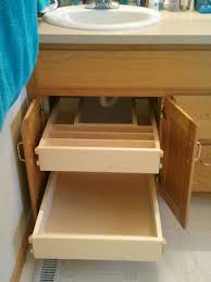 32 bathroom cabinet pull out shelves out shelves under bathroom