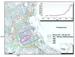 Palermo Italy Map by Identification Of Amplified Damage Zones In Palermo Sicily Italy
