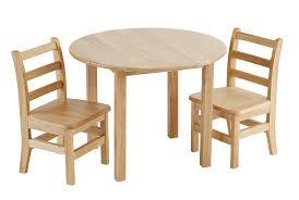 Wooden Table Amazon Com Ecr4kids 30