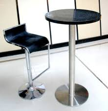 stand up bar table stand up high bar cocktail table and chairs buy high bar cocktail