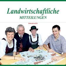 G Stige Hochglanz K Hen Mediadaten Der Landwirtschaftlichen Mitteilungen 2013 By