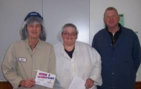 pilgrim pride employment pilgrim s pride honors moorefield worker local news times news
