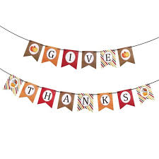 aliexpress buy thanksgive paper festoon thanksgiving pennant
